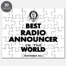 Best Radio Announcer in the World Puzzle