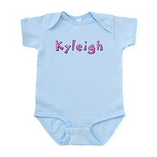 Kyleigh Pink Giraffe Body Suit