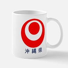 Okinawa-ken logo Mugs