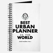 Best Urban Planner in the World Journal