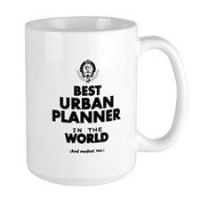 Best Urban Planner in the World Mugs