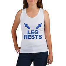 Leg Rests - Sexy Shirt Tank Top