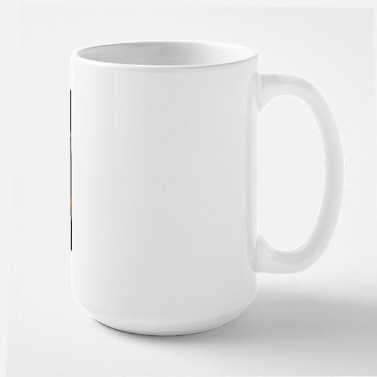 Just Restin' Large Mug