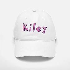 Kiley Pink Giraffe Baseball Baseball Baseball Cap