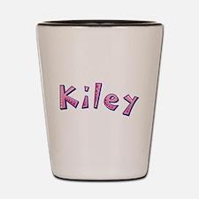 Kiley Pink Giraffe Shot Glass