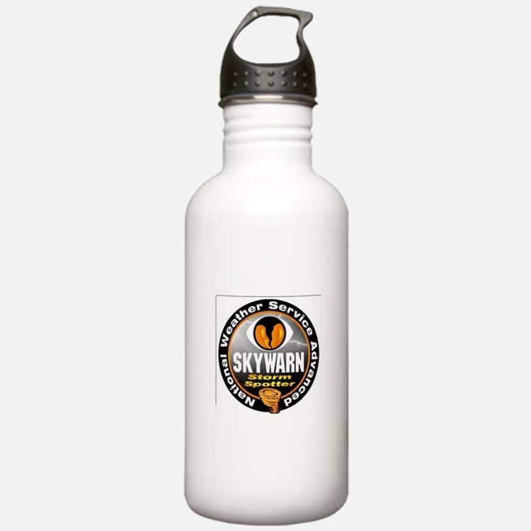 NWS Advanced Skywarn Spotter Water Bottle