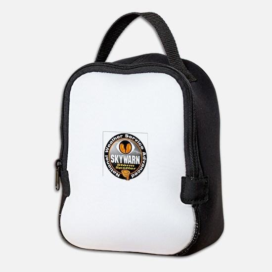 NWS Advanced Skywarn Spotter Neoprene Lunch Bag