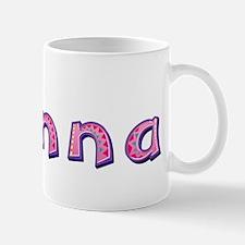 Kianna Pink Giraffe Mugs