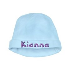 Kianna Pink Giraffe baby hat