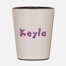Keyla Pink Giraffe Shot Glass