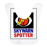Skywarnlogo wide border Bib