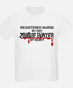 Zombie Hunter - RN T-Shirt