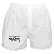 Zombie Hunter - RN Boxer Shorts