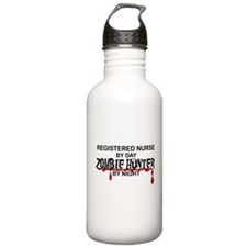 Zombie Hunter - RN Sports Water Bottle