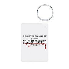 Zombie Hunter - RN Keychains