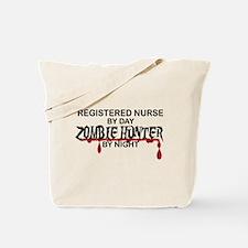 Zombie Hunter - RN Tote Bag