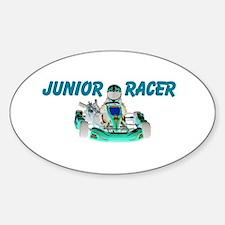 Junior Racer Decal