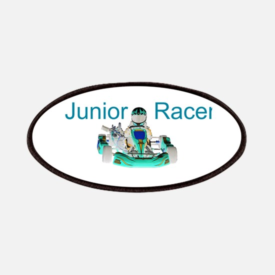 Junior Racer Patches