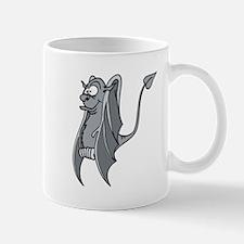 Perched Vampire Bat Mug