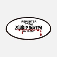 Zombie Hunter - Reporter Patches
