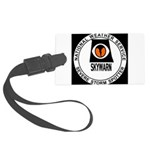 spotter graphic Luggage Tag