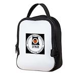 spotter graphic Neoprene Lunch Bag