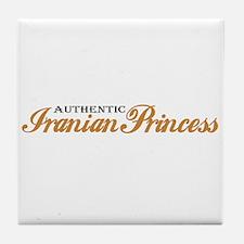 Iranian Princess Tile Coaster