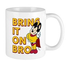 Bring It On Bro Mugs