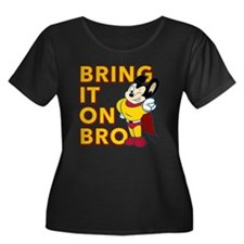 Bring It On Bro Plus Size T-Shirt