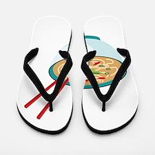 Pho Noodle Bowl Flip Flops