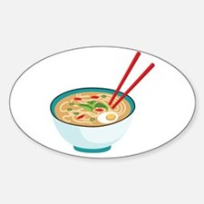 Pho Noodle Bowl Decal