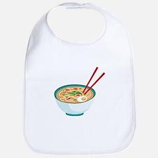 Pho Noodle Bowl Bib