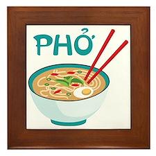 PHO Framed Tile
