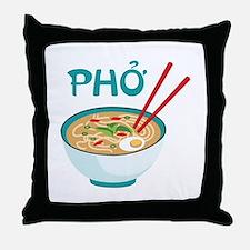 PHO Throw Pillow