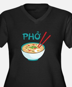 PHO Plus Size T-Shirt