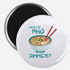 Whats Pho Dinner? Magnets