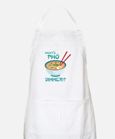 Whats Pho Dinner? Apron