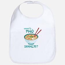 Whats Pho Dinner? Bib