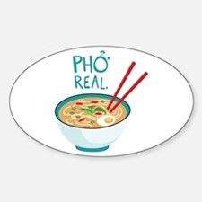 Pho Real. Decal