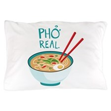 Pho Real. Pillow Case