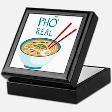 Pho Real. Keepsake Box