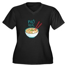 Pho Real. Plus Size T-Shirt