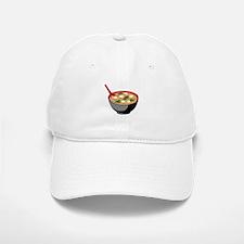 Miso Soup Bowl Baseball Baseball Baseball Cap