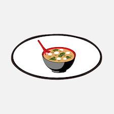 Miso Soup Bowl Patches