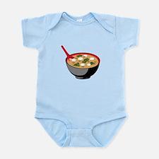 Miso Soup Bowl Body Suit