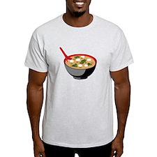 Miso Soup Bowl T-Shirt