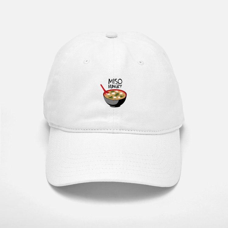 MISO HUNGRY Baseball Baseball Baseball Cap
