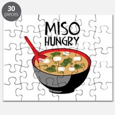 MISO HUNGRY Puzzle
