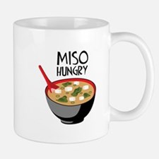 MISO HUNGRY Mugs