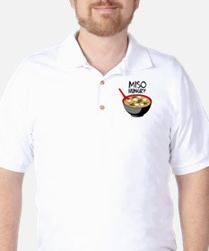MISO HUNGRY Golf Shirt